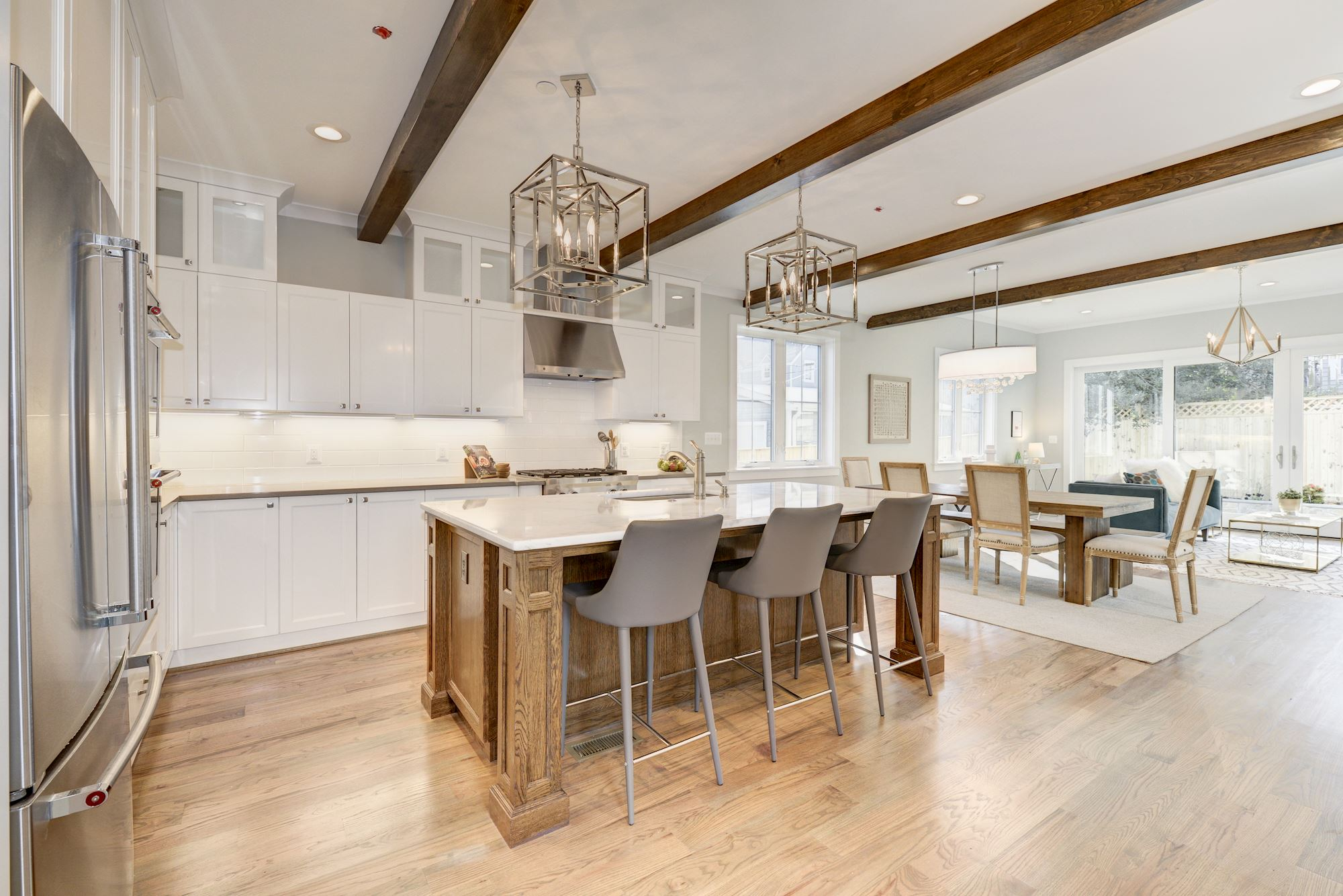 Elegant Kitchens
